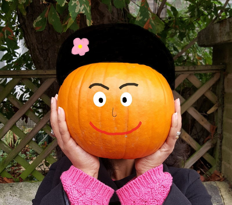 Lu pumpkin head 3