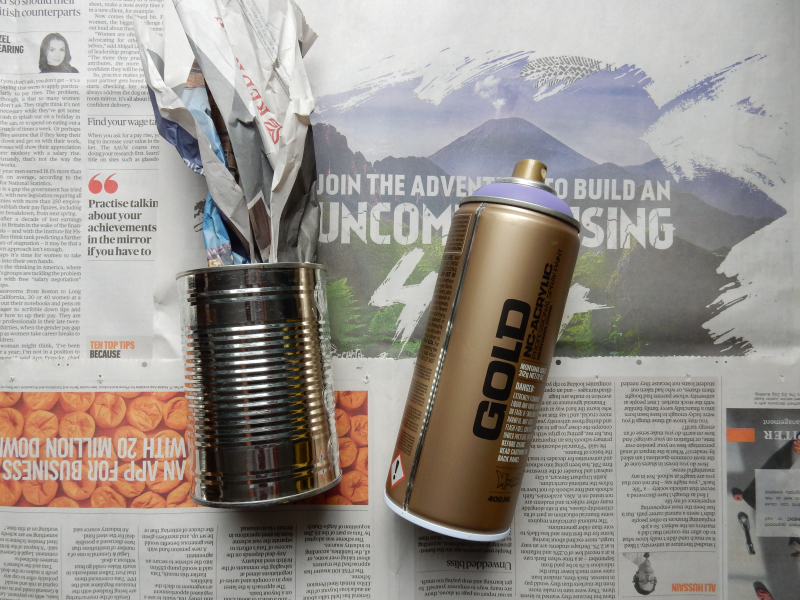 Tin Can Alley ready to spray tin DSCN8913