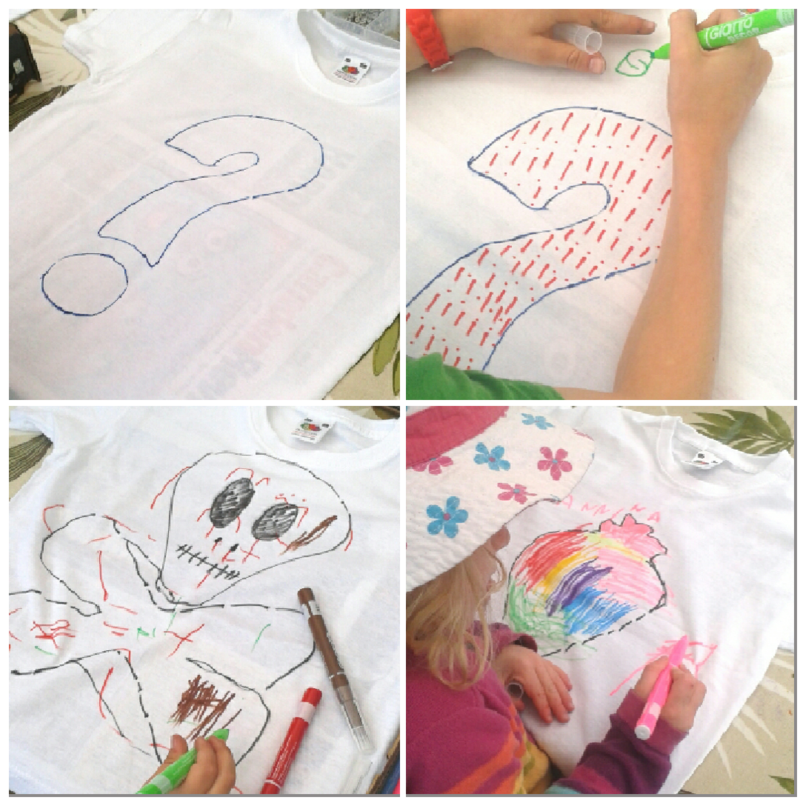 Lu decorated t-shirt 2