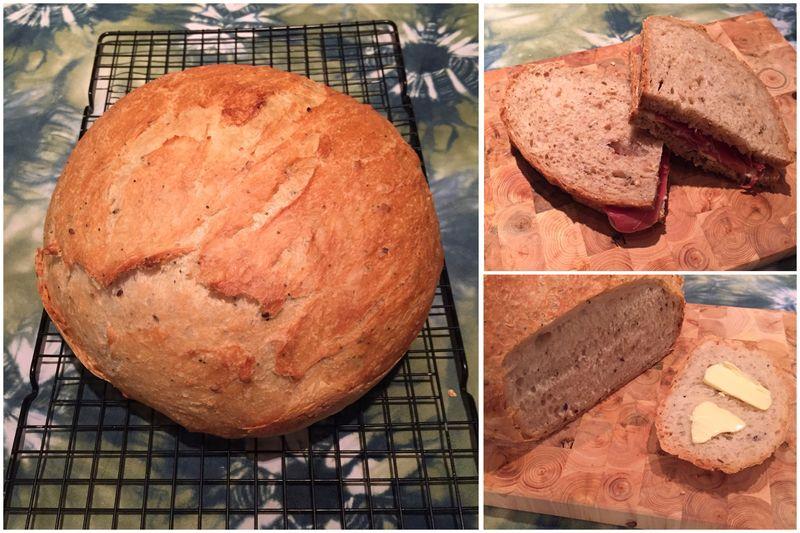 Bread done