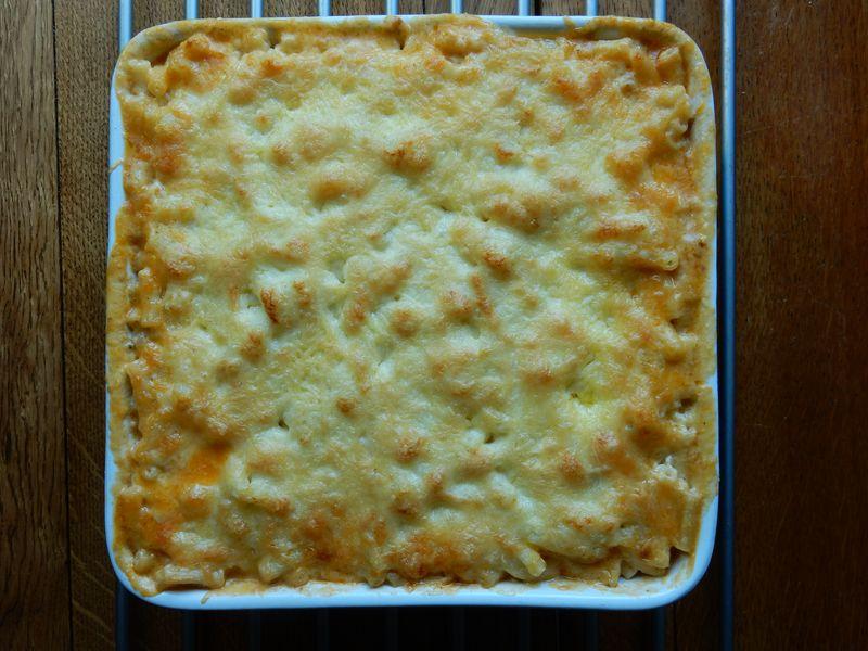 Lu Tomato Pasta Sauce macaroni bolognaise bake