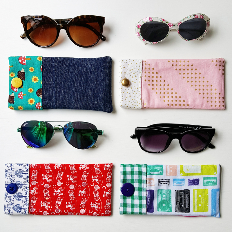Lu sunglasses case tutorial all the cases 2