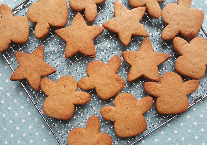 Lu Christmas busy report gingerbread 2